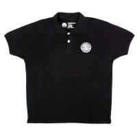 POLO MANGA CORTA BLACK